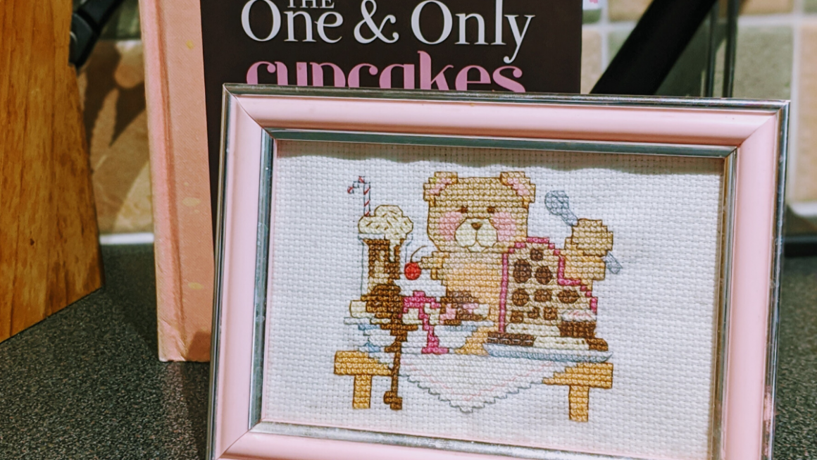 11 Tasty Cake Cross Stitch Patterns That'll Make You Drool!
