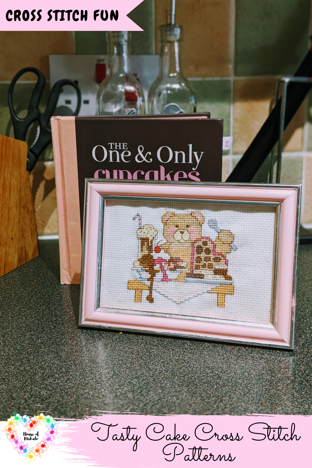 Cake Cross Stitch Patterns