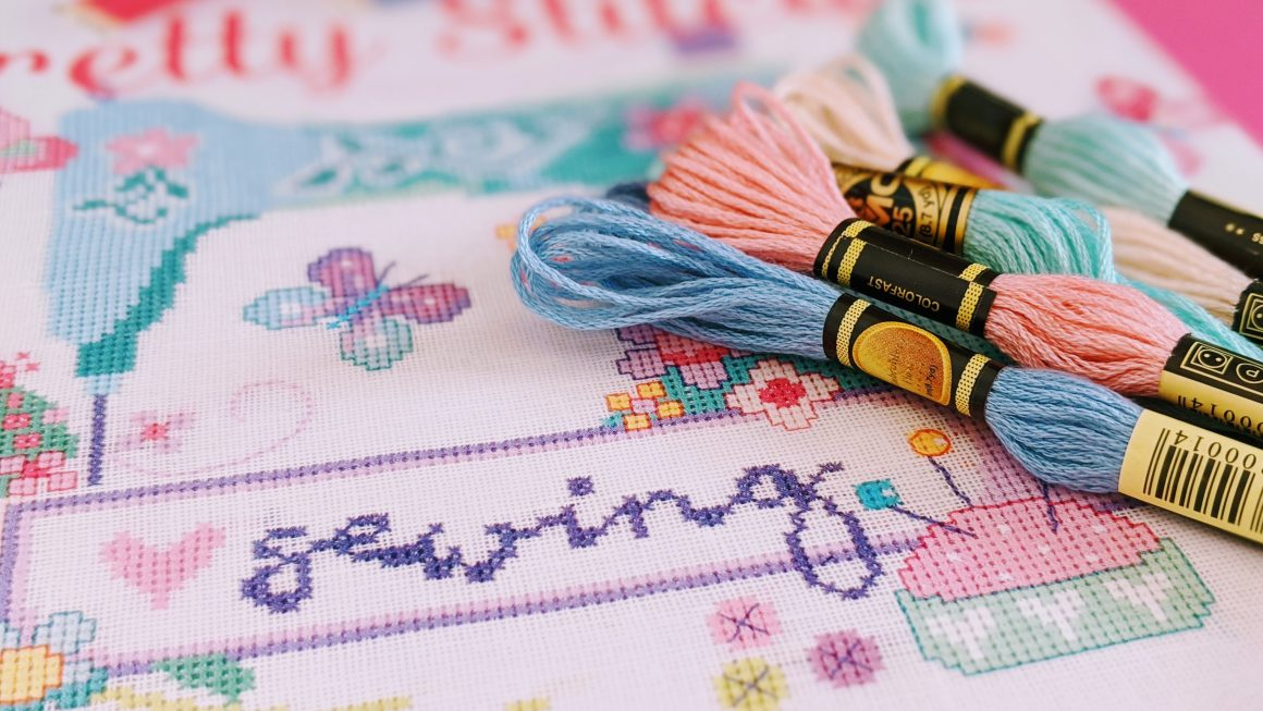 Craft Yourself Happy: 9 Benefits Of Cross Stitching