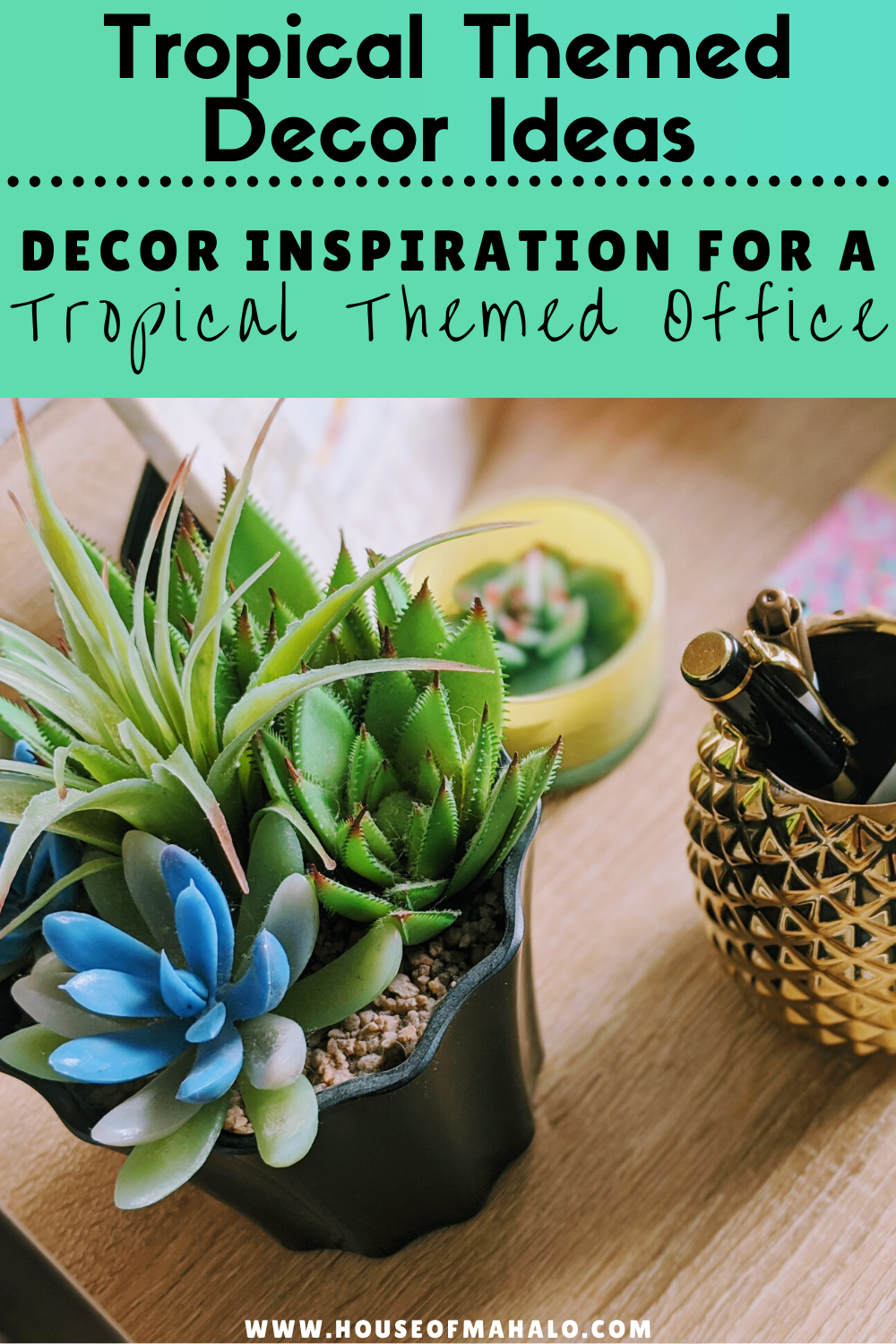 Tropical Themed Room Inspiration