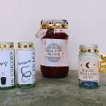DIY Apothecary Jars For Halloween