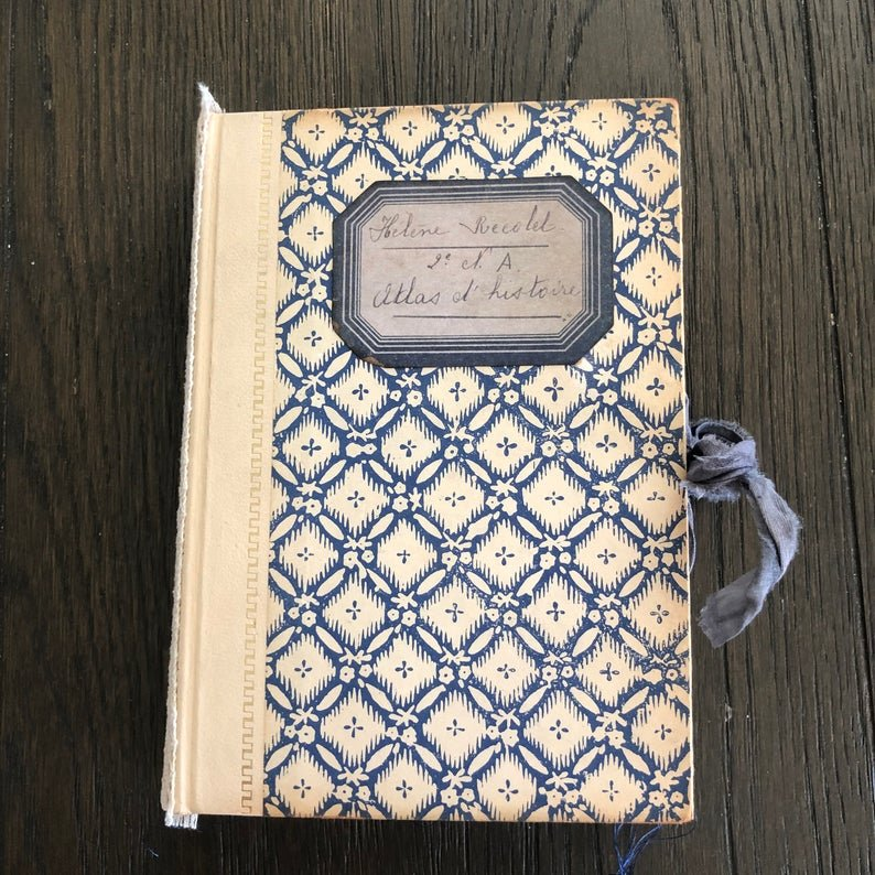 Upcycled book junk journal