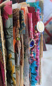 Junk journal charms/dangles/bling