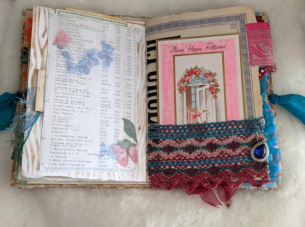 Hidden journaling spot