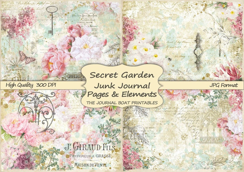TheJournalBoat Printables