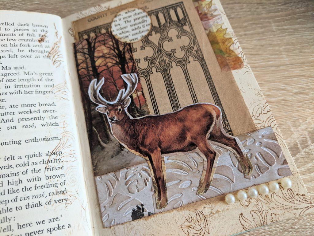 Margarete Miller's Weekly Collage Challenge cwplanner36