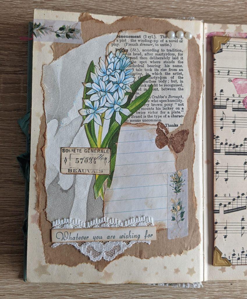 Margarete Miller's Weekly Collage Challenge cwplanner4